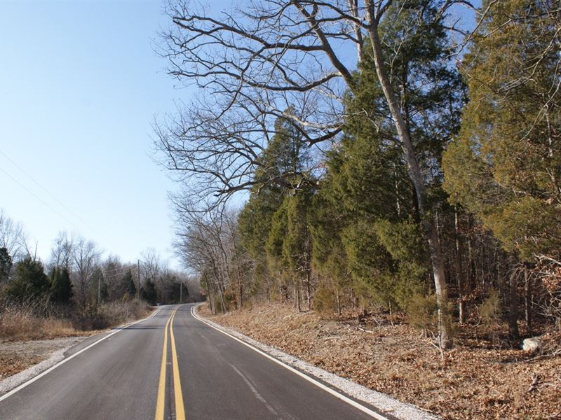 Homesite, Hunting, Recreation Land : Rome : Perry County : Indiana