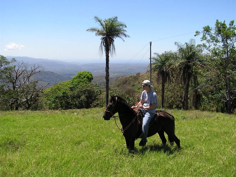 53 Acres with Grand Views of Atenas : Atenas : Costa Rica