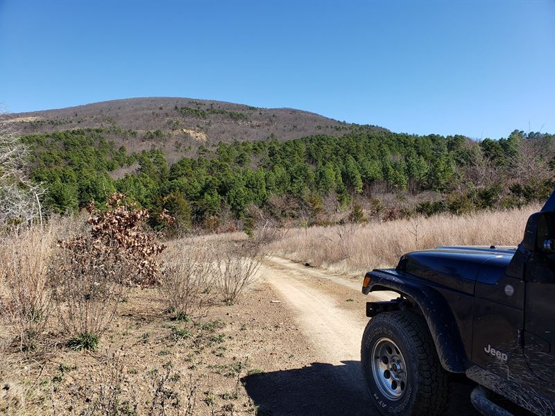 Sugarloaf Mountain Recreational : Poteau : Le Flore County : Oklahoma