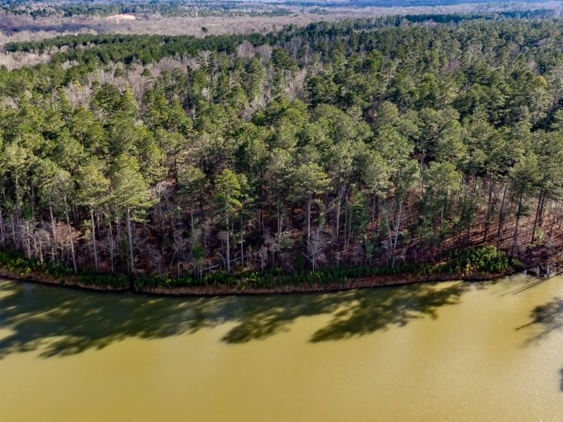 Lot 4 Woods Rd, Waterfront Country : Ruston : Lincoln Parish : Louisiana