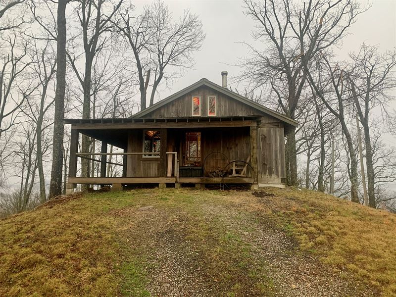 Cabin Mountain Views Monticello KY : Monticello : Wayne County : Kentucky