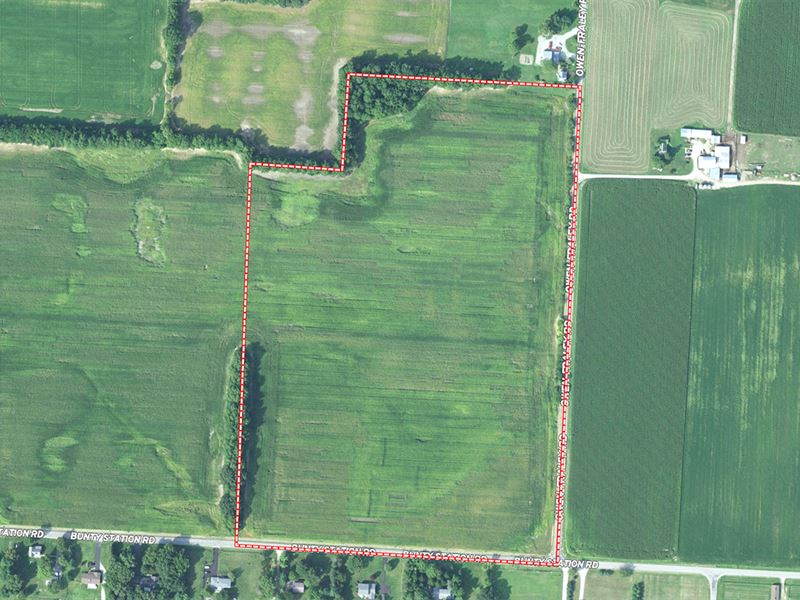 Farm Land, Development Potential : Delaware : Delaware County : Ohio