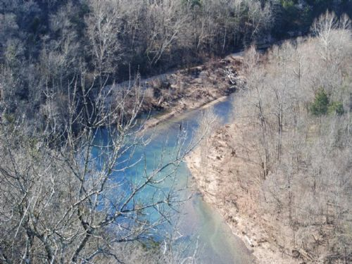 25 Acres South Sylamore Creek : Mountain View : Stone County : Arkansas