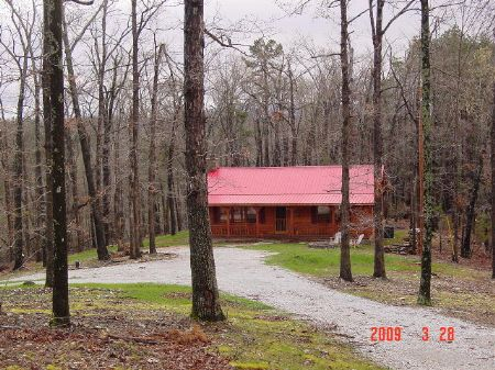 National Forest 216 : Mountain View : Stone County : Arkansas