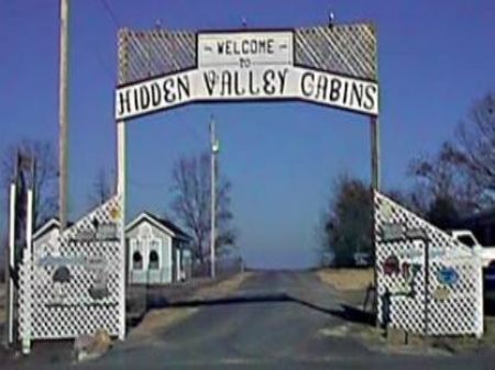 Hidden Valley Cabins : Mountain View : Stone County : Arkansas