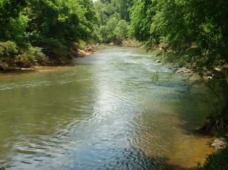 Rare Property On Locust Fork River : Warrior : Blount County : Alabama