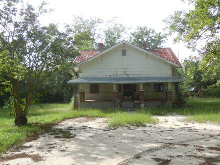 17.83 Acres On Hiltonia Road : Millen : Jenkins County : Georgia