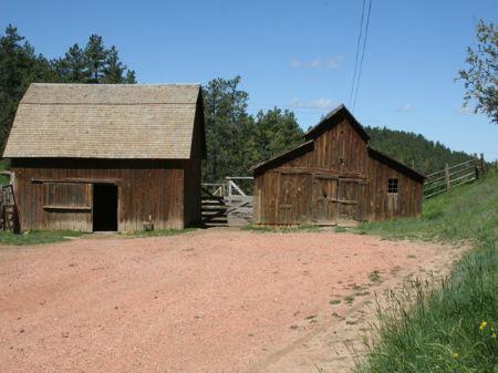 Powder River Breaks Ranch : Biddle : Powder River County : Montana