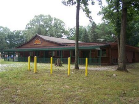 72 Acre Campground : Ravenna : Muskegon County : Michigan