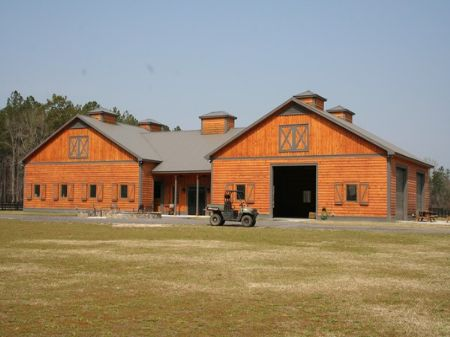 Oakland Stables : Ruffin : Colleton County : South Carolina