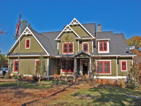 Short Sale Estate Home On 25+acres : Madison : Morgan County : Georgia