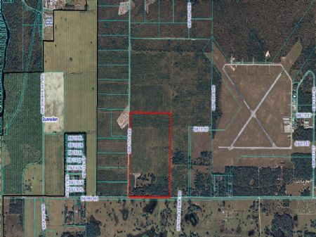 Blue Run Ranches - 220Ac Com & Ind : Dunnellon : Marion County : Florida