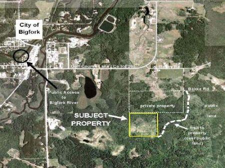 Itasca, Bigfork E, 0612635, Senw : Bigfork : Itasca County : Minnesota