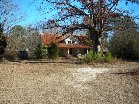 23 Acres With Home Site : Lexington : Oglethorpe County : Georgia