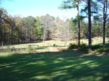 Beautiful Home And 73 Acre Farm : Hogansville : Troup County : Georgia
