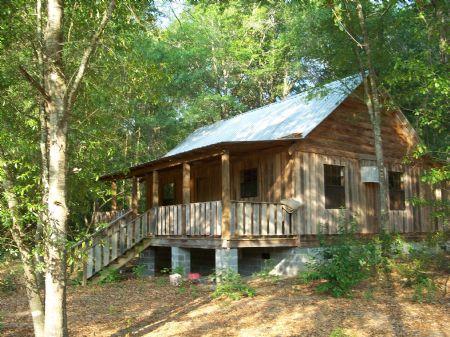 282.8 Acres Lil Muckalee Creek : Americus : Sumter County : Georgia