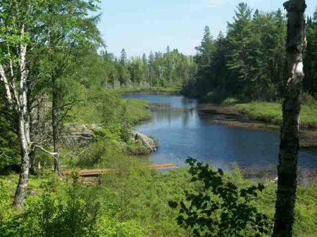 22693 Spruce Lake Dr  Mls#1061087 : Michigamme : Baraga County : Michigan