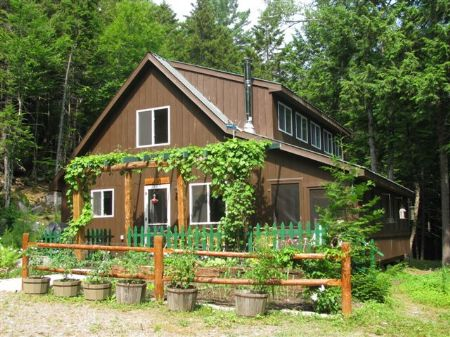 Cry Of The Loon Cabins : Lakeville : Penobscot County : Maine