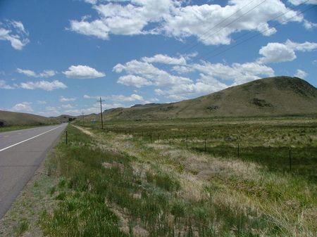 Large Ranch with Over 1m on Hwy : Del Norte : Rio Grande County : Colorado