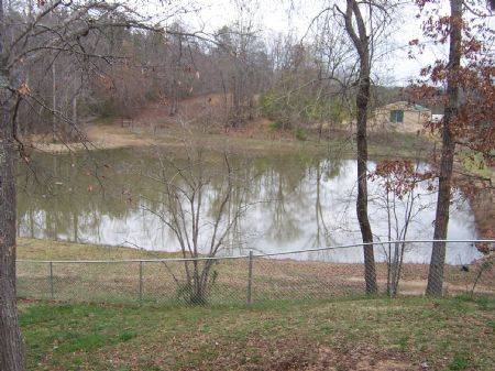 17 Acres Fenced - Two Ponds : Ashville : St. Clair County : Alabama