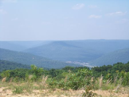 100 Acres For $1,850 Per Acre : Sewanee : Marion County : Tennessee