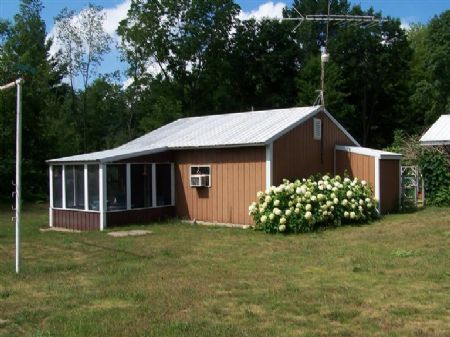 Darr Road Deer Camp : Scottville : Mason County : Michigan