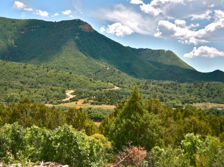 Menefee Mountain Ranch : Mancos : Montezuma County : Colorado