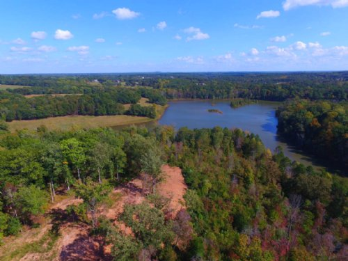 65.23 Acres On Lake Blalock : Chesnee : Spartanburg County : South Carolina