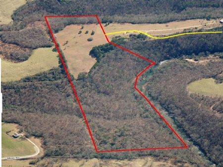 42+/- Acres On Mulberry Fork River : Blountsville : Blount County : Alabama