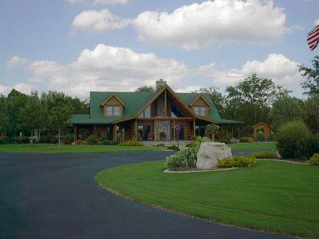 J.W. Ranch : Mt. Hope : Lawrence County : Alabama