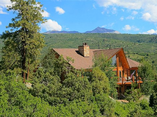 Rockin' Ridge Ranch : Durango : La Plata County : Colorado