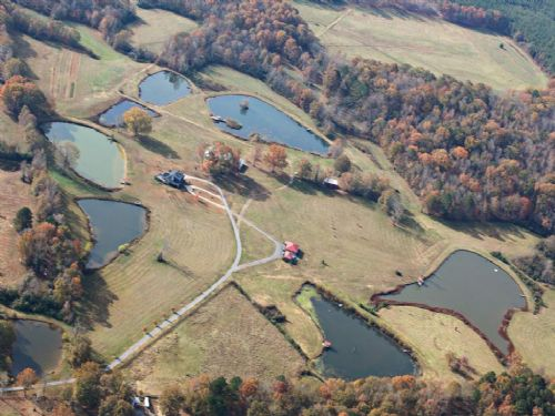 360 Acre Farm 9 Lakes, Creeks, Fish : Ashville : St. Clair County : Alabama