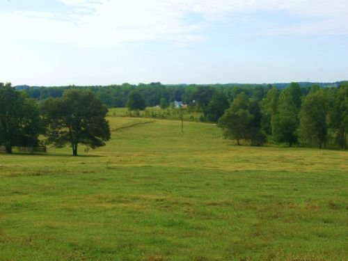 21.79 Acres For Horses Or Farm : Inman : Spartanburg County : South Carolina