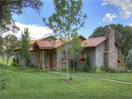 River's Edge Ranch : Durango : La Plata County : Colorado