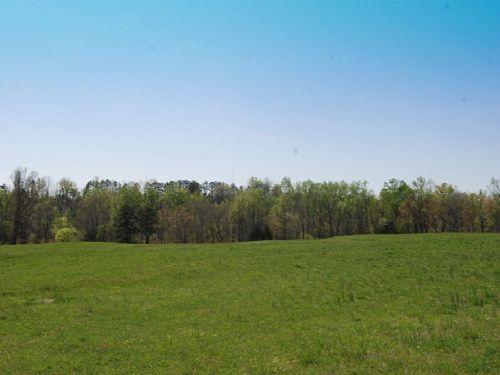 125 Acre Cattle Farm : Union : Spartanburg County : South Carolina