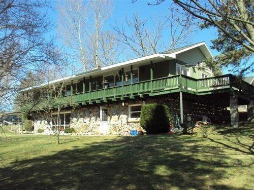 Farm, Hunt, Live - 183 Acres : Brethren : Manistee County : Michigan