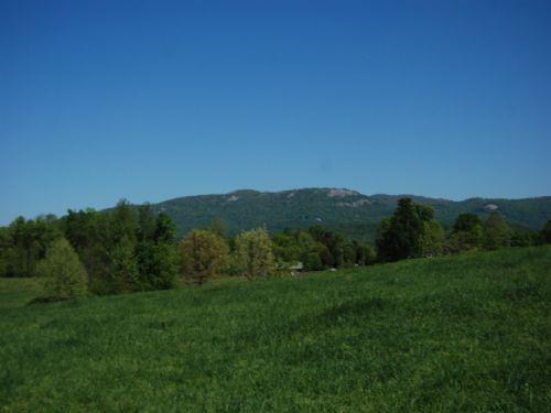 59 Acre Farm With Mountain Views : Landrum : Spartanburg County : South Carolina