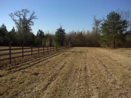 109+/- Acres Grooms Tract : Guyton : Effingham County : Georgia