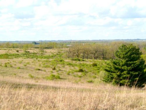 70 Acres Outstanding Views : Primrose : Dane County : Wisconsin