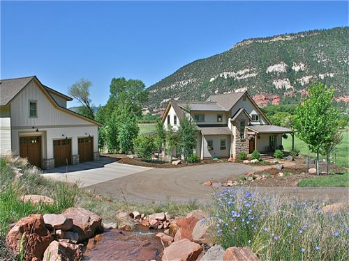 Animas River Ranch : Durango : La Plata County : Colorado
