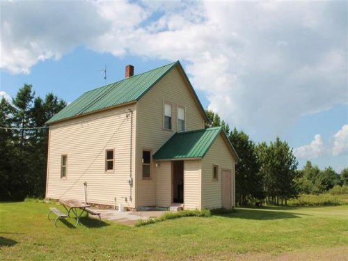 15831 Platzke Rd Mls 1066685 : Bruce Crossing : Ontonagon County : Michigan