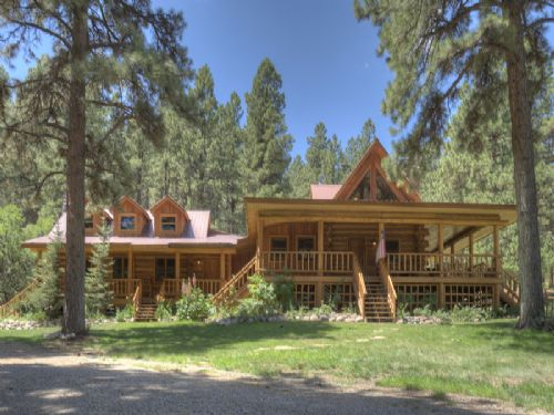 Texas Creek Ranch : Bayfield : La Plata County : Colorado