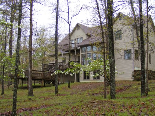 Spacious Home And Large Acreage : Mountain View : Stone County : Arkansas