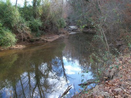 30+/- Acres On The Tallapoosa River : Heflin : Cleburne County : Alabama
