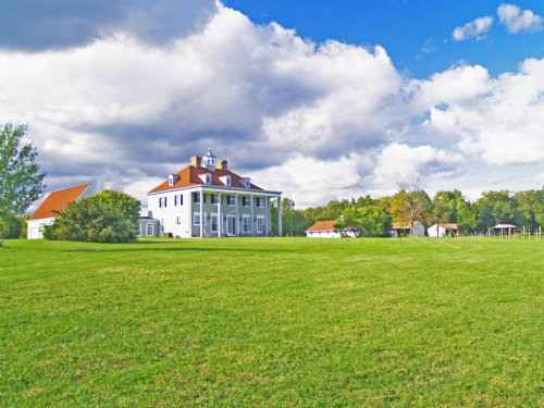 Va Plantation Headquarters Farm : Wingina : Nelson County : Virginia