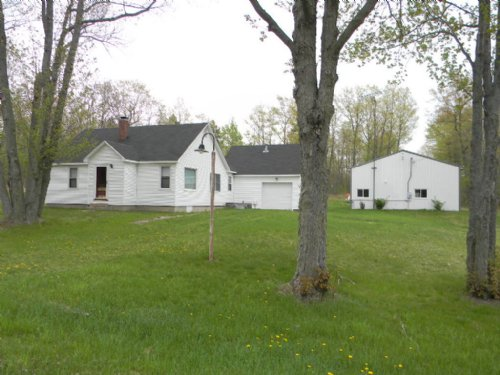 Recreational Cabin : Merritt : Missaukee County : Michigan