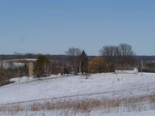 115 Ac Farm With Beautiful Views : Dodgeville : Iowa County : Wisconsin