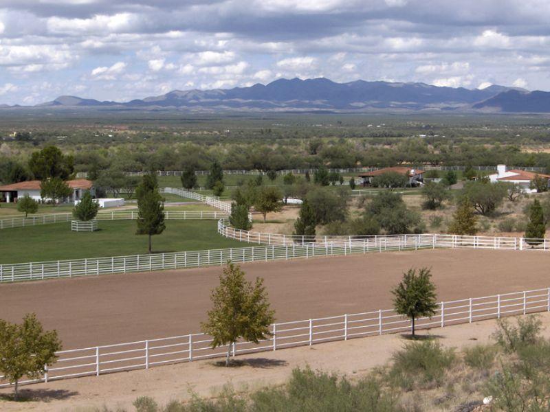 Montosa Canyon Ranch Arizona : Tubac : Santa Cruz County : Arizona