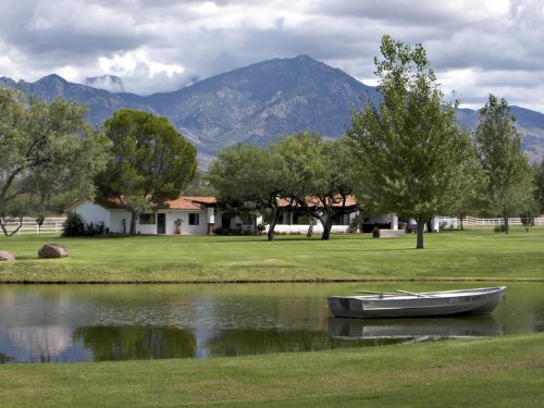 Montosa Canyon Ranch : Tubac : Santa Cruz County : Arizona