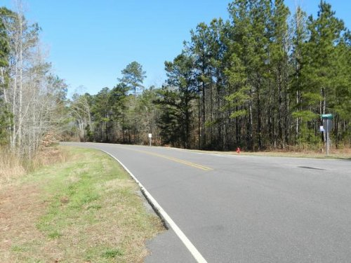 37+/- Acres Near Lake Martin : Alexander City : Tallapoosa County : Alabama